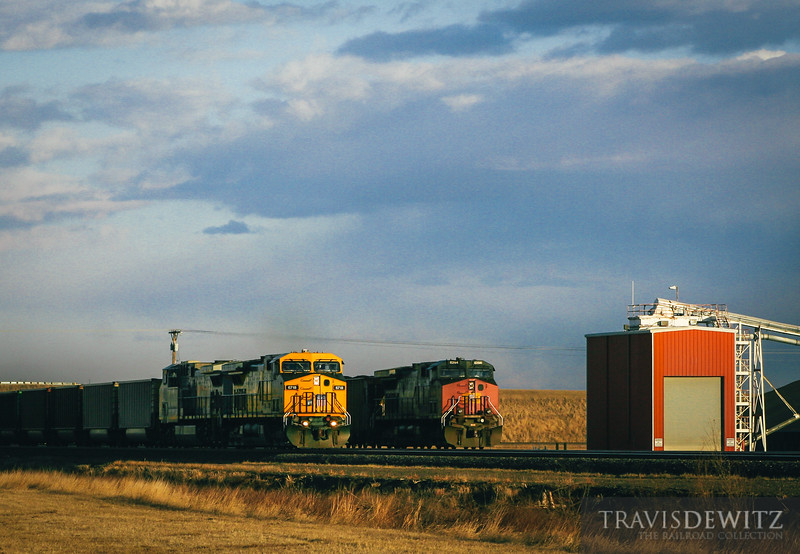 No. 1310 - Union Pacific - Elm Creek, Neb.