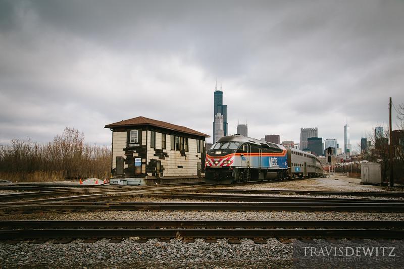No. 6964 - Metra - Chicago, Ill.