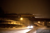 """The Union Pacific local job makes time heading back to Altoona as it flies over Madison Street in downtown Eau Claire.  Travis Dewitz <a href=""""http://www.therailroadcollection.com/latest-works/"""" target=""""_blank"""">The Railroad Collection</a>"""