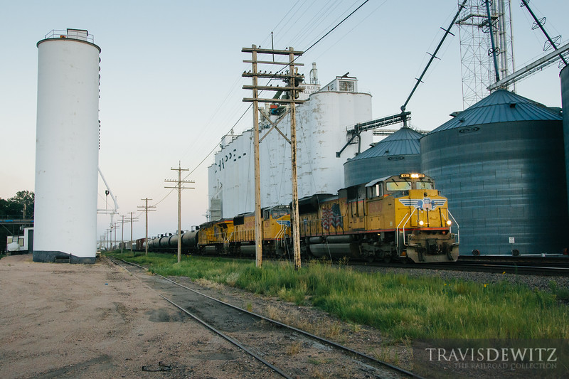 No. 8630 - Union Pacific - Chappell, Neb.
