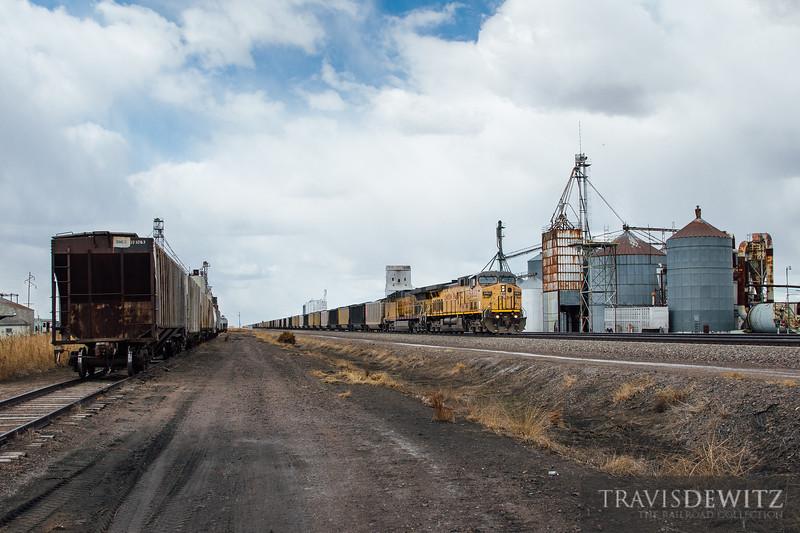 No. 2130 - Union Pacific - Darr, Neb.