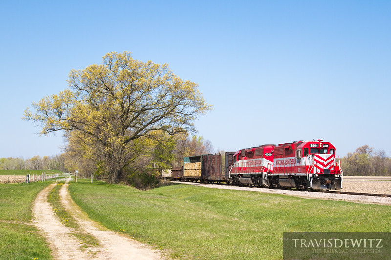 No. 9881 - Wisconsin & Southern - Reedsburg, Wis.
