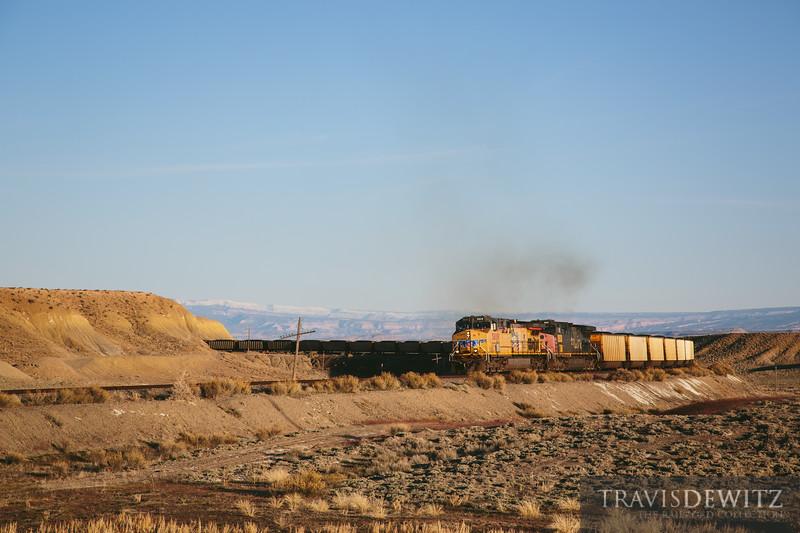No. 3977 - Union Pacific - Thompson Springs, Utah