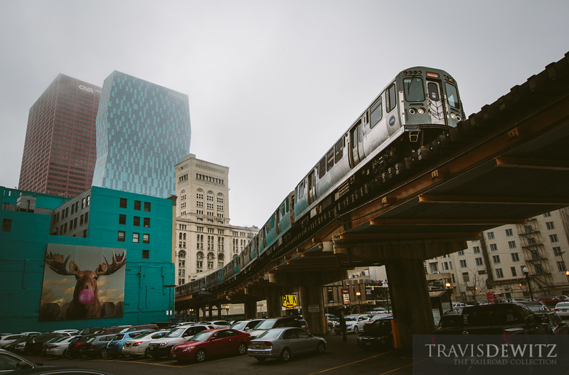 No. 5095 - Chicago Transit Authority - Chicago, Ill.