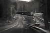 "A RJ Corman employee protects a crossing as an empty coal train heads up the line to Pax, West Virginia.  Travis Dewitz <a href=""http://www.therailroadcollection.com/latest-works/"" target=""_blank"">The Railroad Collection</a>"