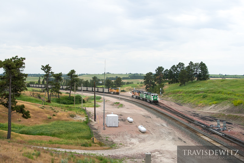 No. 5044 - BNSF Railway - Belmont, Neb.