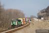 No. 3626 - BNSF Railway - De Soto, Wis.