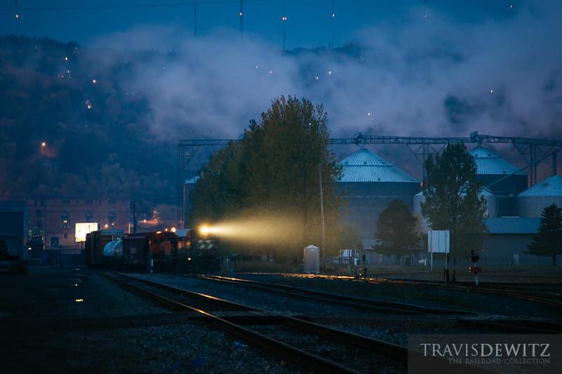 No. 9183 - BNSF Railway - Duluth, Minn.