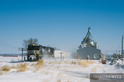 No. 0756 - Norfolk Southern - Rusk, Wis.