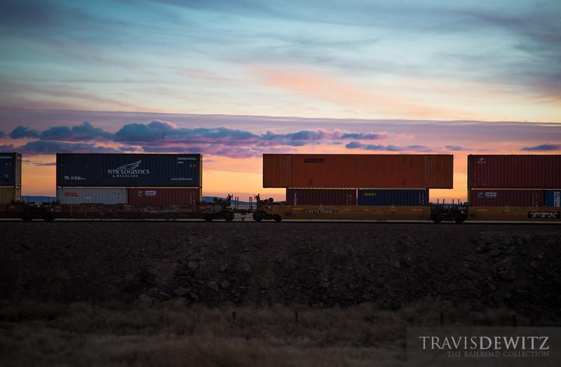 No. 6401 - BNSF Railway - Seligman, Ariz.