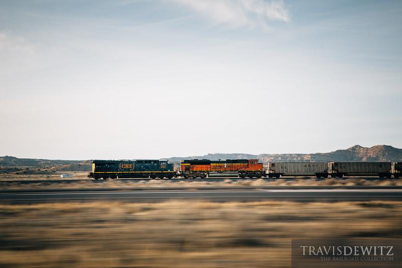 No. 6621 - BNSF Railway - Defiance, N.M.