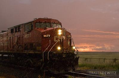 Travis Dewitz The Railroad Collection