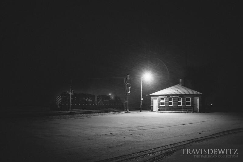 No. 3096 - Montana Rail Link - Paradise, Mont.