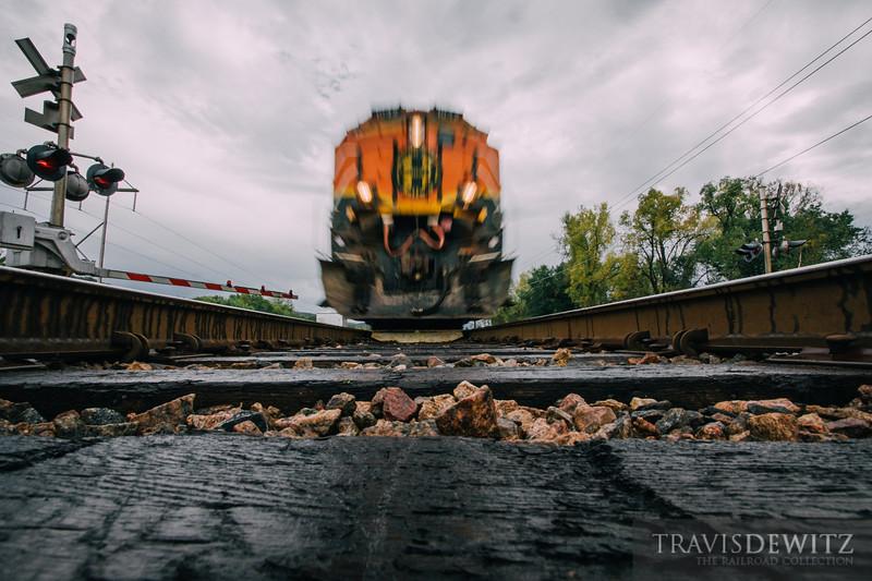 No. 4796 - BNSF Railway - Buffalo City, Wis.