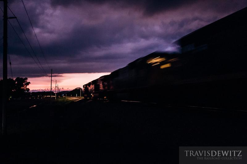 No. 8207 - Union Pacific - Eau Claire, Wis.