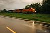 No. 6432 - BNSF Railway - Diamond Bluff, Wis.