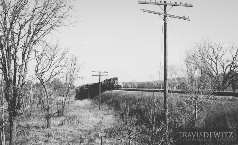 No. 8812 - BNSF Railway - Fort McCoy, Wis.
