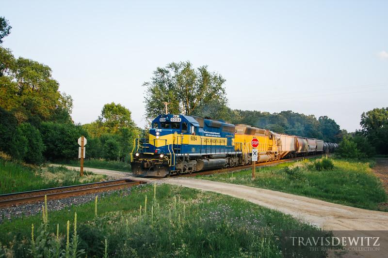 No. 7277 - Dakota, Minnesota & Eastern - Kellogg, Minn.