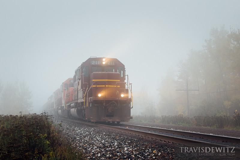 No. 8732 - Duluth Missabe & Iron Range - Proctor, Minn.
