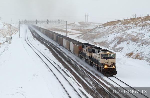 Trains & Railroads - Travis Dewitz