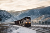 No. 3279 - Montana Rail Link - Paradise, Mont.