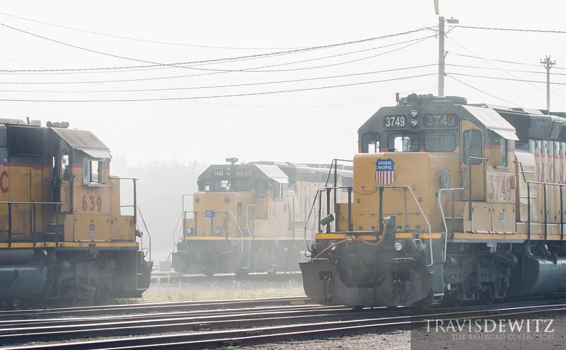 No. 9609 - Union Pacific - Altoona, Wis.