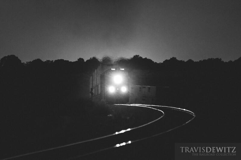 No. 0977 - BNSF Railway - Continental Divide, N.M.