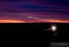 A coal train breaks the pre dawn silence as it grinds up Logan Hill in the Powder River Basin near Bill, Wyoming.