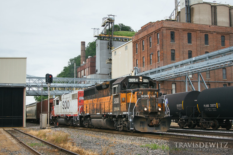 No. 7405 - Soo Line - Red Wing, Minn.