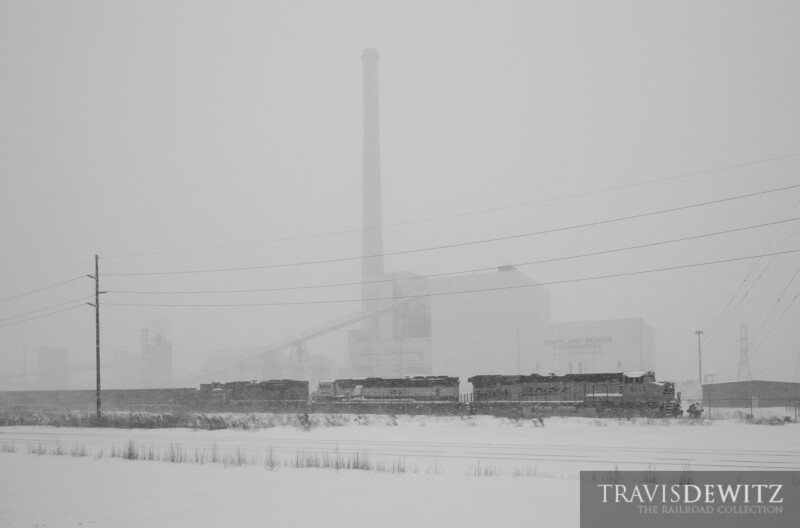 No. 4649 - BNSF Railway - Alma, Wis.