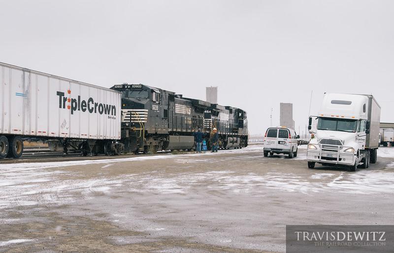No. 7989 - Union Pacific - Minneapolis, Minn.