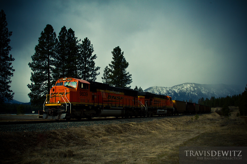 This is my version of what a train would look like in a blockbuster movie with a cinematic effect look.