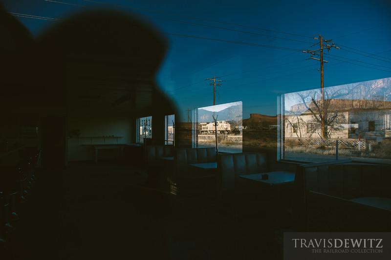 No. 4001 - Union Pacific - Thompson Springs, Utah