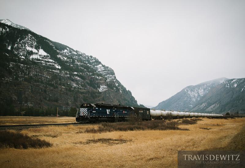 No. 7685 - Montana Rail Link - Eddy, Mont.