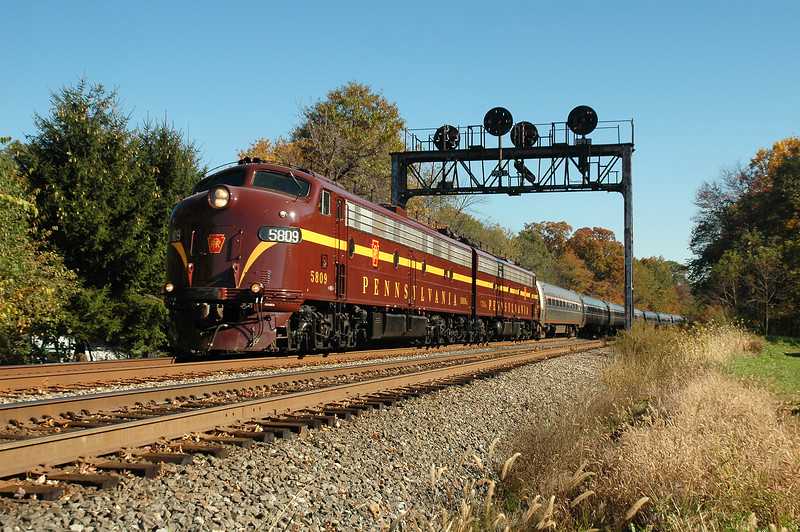 Flaming Foliage Express