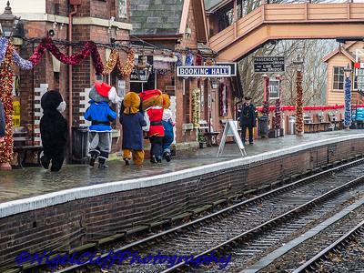 SVR Bewdley Santa Specials 03 12 2017 00025