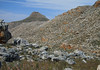 Donkerkloofkop in the distance - from along the Maltese Cross Trail in the Cederberg Wilderness Area