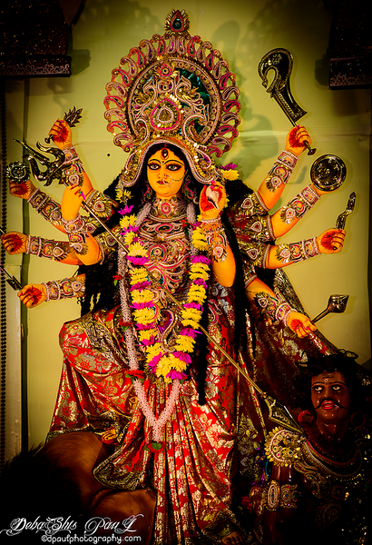 The Goddess Durga: The Mother of the Hindu Universe