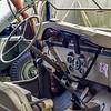 WWII Truck Dashboard