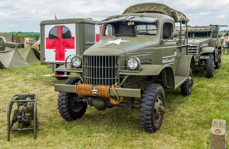 Small US Army Truck