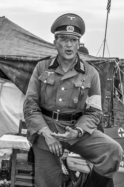 Authentic German Soldier