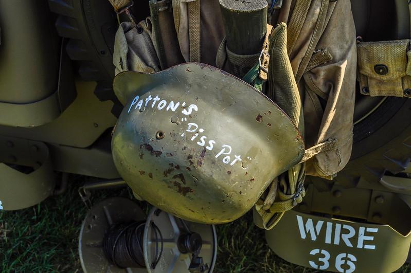 """Patton's Piss Pot"""