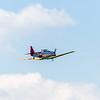 P47-D in Flight