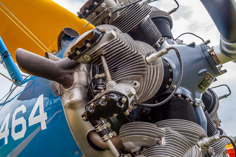 Stearman Engine