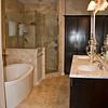 Master bath to a home in Ponte Vedra Beach, FL