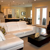 Living room to a home in Ponte Vedra Beach, FL