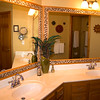 Master bath to a home in Charlottesville, VA