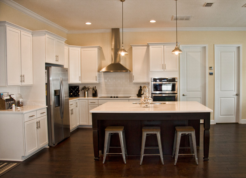 Kitchen to a home in Ponte Vedra Beach, FL