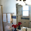 Bathroom to a townhouse in Charlottesville, VA