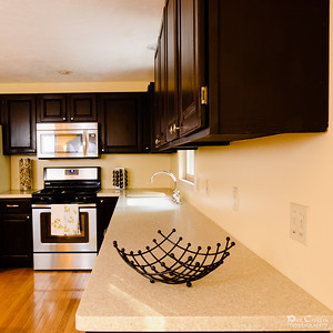 Newly Appointed Kitchen
